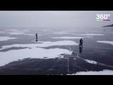 Ледовый шторм – 2018