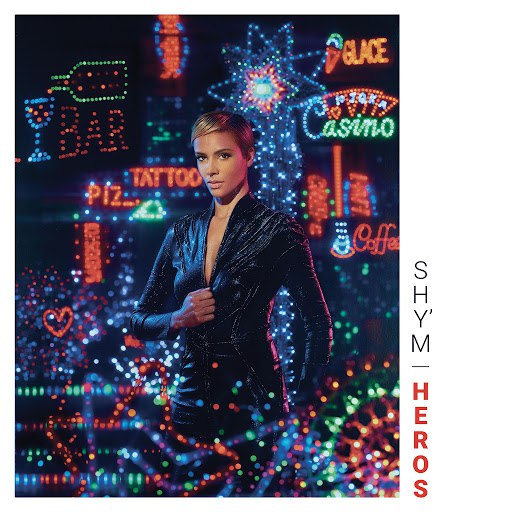 Shy'm альбом Héros