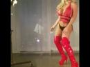 Видео - Сексуальная чика делает жару