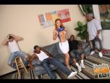 Janet Mason Black Gangbanged front of husband MILF, DPP, Creampie, BBC, Gangbang, Anal