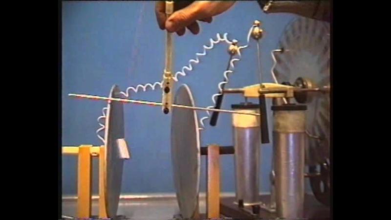 Электростатический маятник