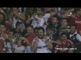 2012 - 2013 Sezonu - Beşiktaş-Galatasaray dakika 43 gol Filip Holosko