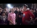 Oxxxymiron vs Гнойный под бит #батл в лучшей обработки