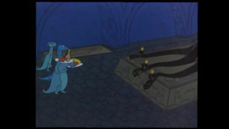 Почему у ласточки хвост рожками, 1967 (КАЗ.ЯЗ)