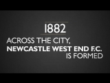 On this day in 1892, we became Newcastle United.