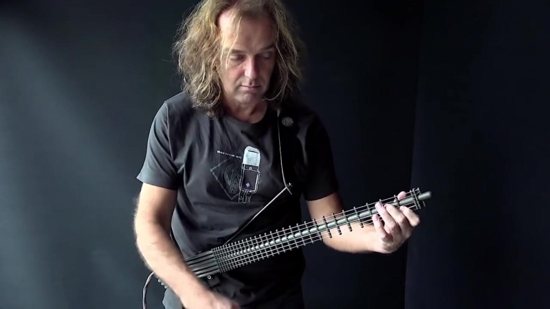 Gittler Guitar Demo with Axe-Fx II
