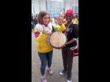 Уроки африканской музыки ))))