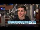 World News Now: World's sexiest math teacher Pietro Boselli