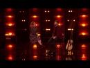 Evie Clair and James Arthur Sing A Stunning Duet - Americas Got Talent 2017