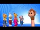 Animal Finger Family 3 _ Finger Family Kids Songs - Animals Nursery Rhymes for Children