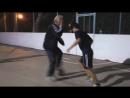 Розыгрыш профессиональный спортсмен переодетый в старика весело уделывает молодых Vse o Football Дед показал дриблинг