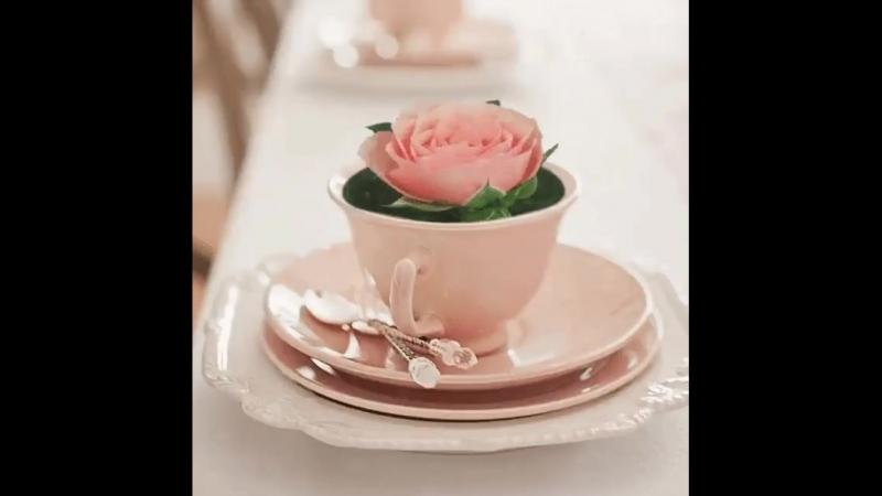 Чашечка Надежды с Верой и Любовь - каждому