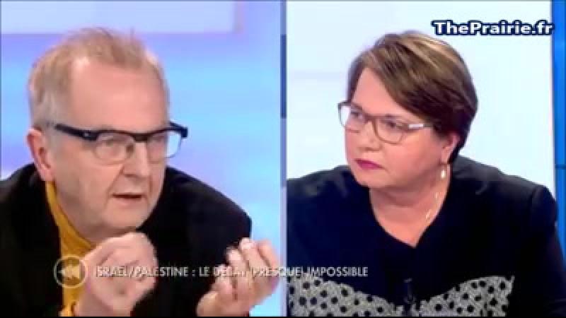 Leçon de Chutzpah Youtrine Les divagations de Simona Frankel ambassadrice d'Israël en Belgique et au Luxembourg == Pour