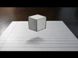 Рисуем 3D иллюзию Рисуем простым карандашом