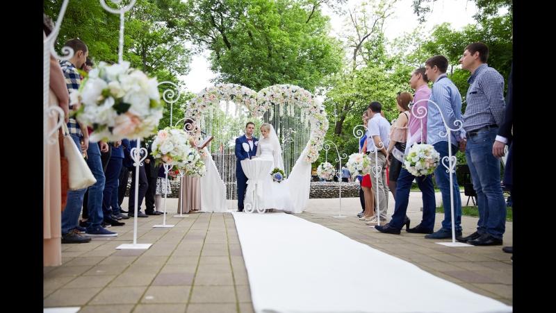 Александр и Юлия Свадебное промо 27 мая HD СС