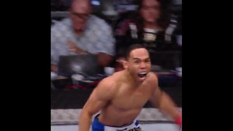 UFC222 John Dodson