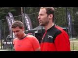 Petr Cechs football school