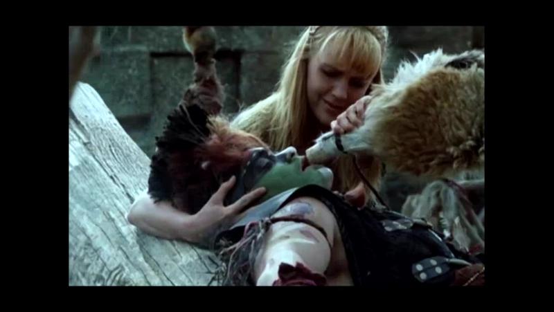Xena: Warrior Princess - Кукушка (Полина Гагарина)