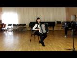 Аккордеон. П. Пиццигони. Свет и тени. исполняет Юлия Вяткина.