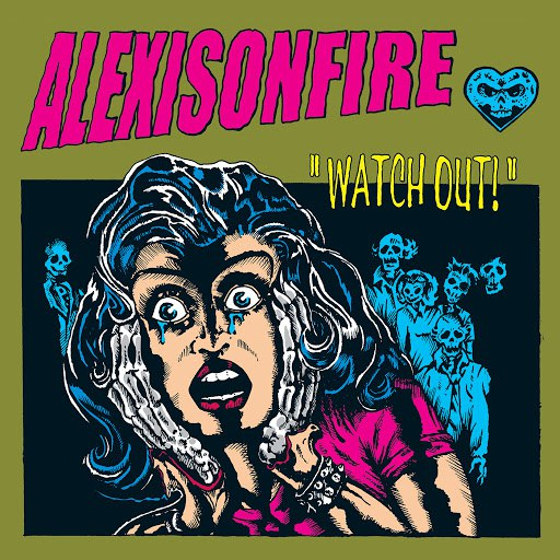 Alexisonfire альбом Watch Out!