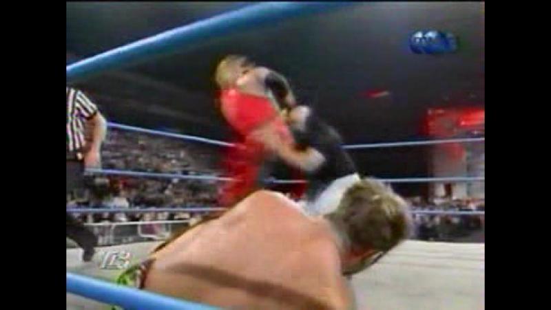 Титаны реслинга на ТНТ и СТС WCW Nitro November 13 2000