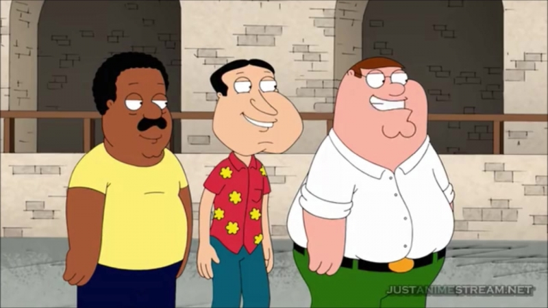 Family Guy Jerusalem (season 12 episode 13 'acts of god').mp4