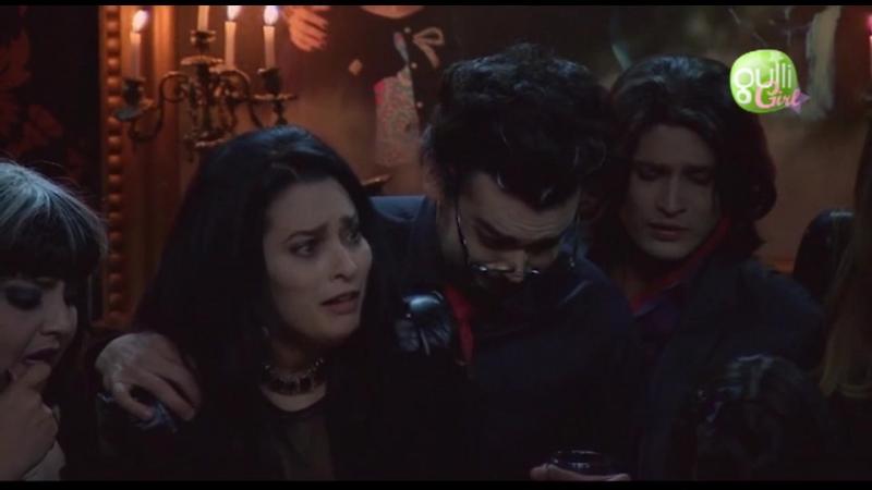 Девочка-вампир / Chica Vampiro - 2 сезон 60 серия (120) серия
