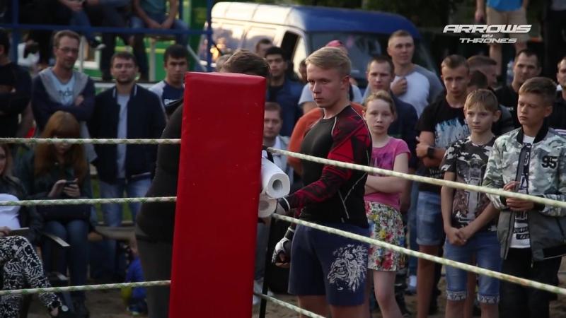 World Champion Boxing vs MMA Pro Fighter, Best Fight !