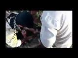 Сирия.снайпер боевиков застрелил иранского бойца