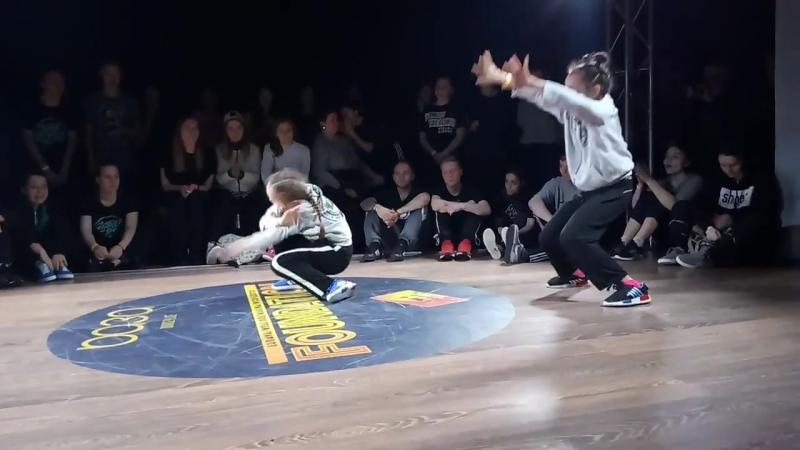 Foundation_battle | hip-hop 2 на 2 | Lil L и Фике. Селекшен