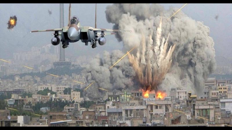 ВКС России сбрасывают 1,5-тонные бомбы на ИГИЛ в Сирии