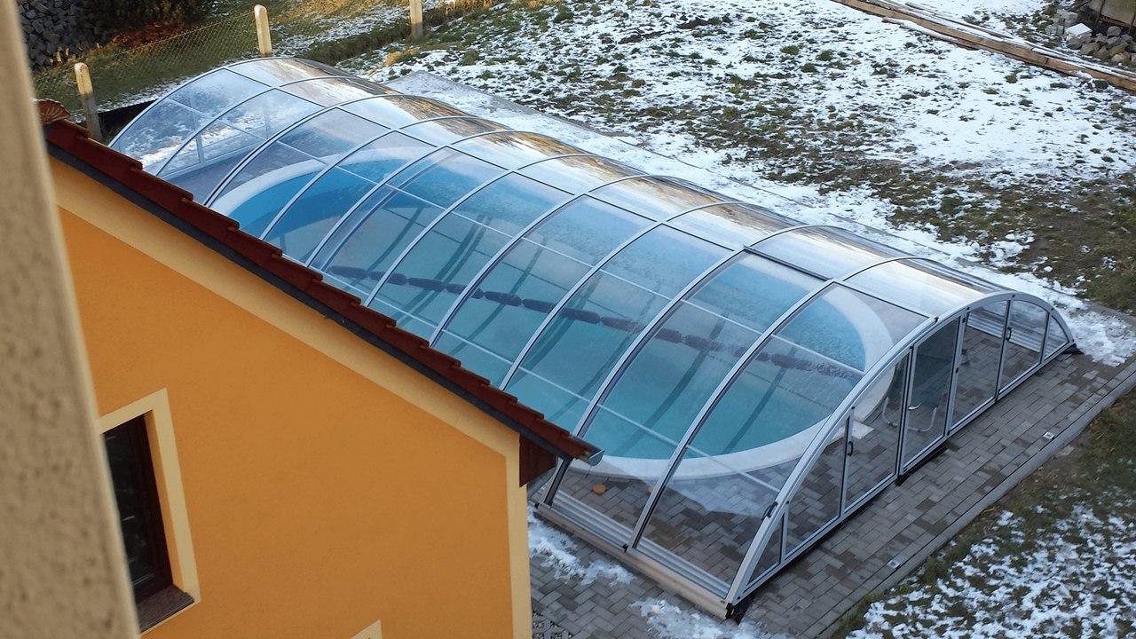 павильоны для бассейнов - купить в Краснодаре и Москве