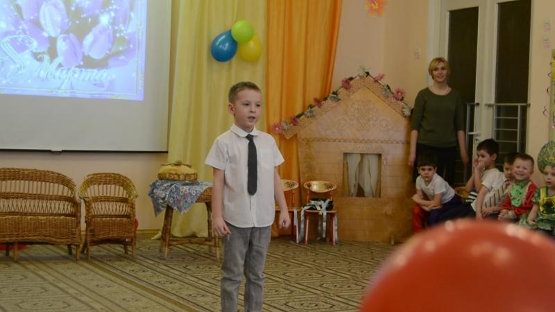 Besame mucho в исполнении моего старшего сына Семочки на празднике в садике
