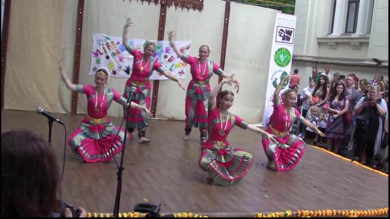 Ансамбль индийского танца