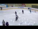 Игра команд СКА Варяги 01 - Динамо СПб 00, 19 ноября