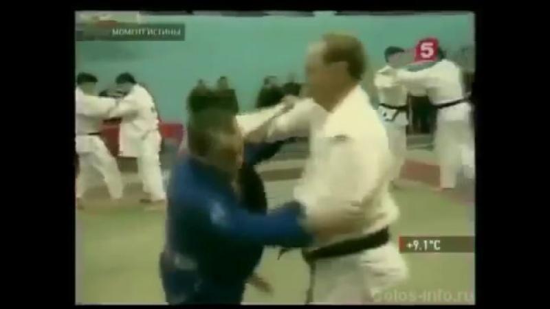 Неизвестный Путин. 5 я серия
