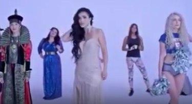 Алина Саакян записала новую песню.