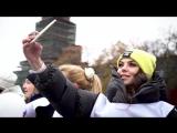 Молодежка ОНФ на Красной площади 04.11.2017
