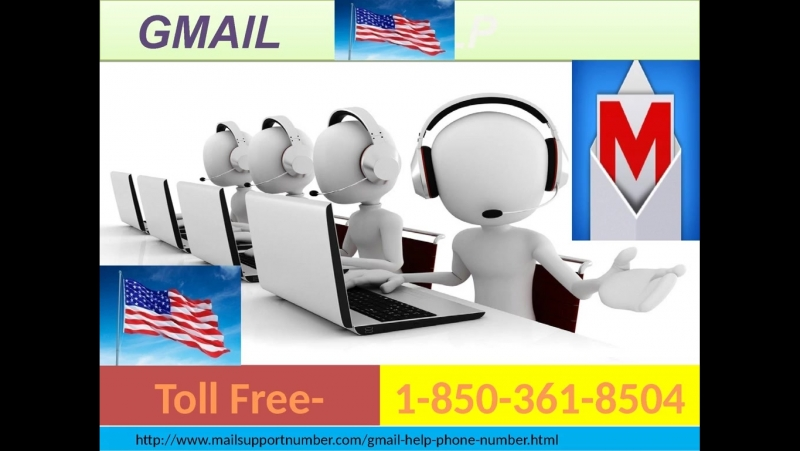 Why to avail 1-850-361-8504 Gmail Help nowadays?