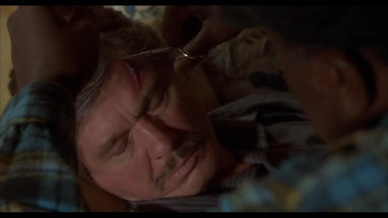 ЗАКОН МЕРФИ (1986) - боевик, триллер, детектив. Дж. Ли Томпсон
