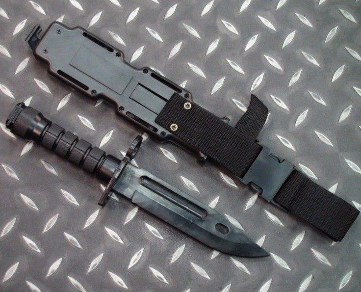 Тренировочный Штык - Нож М9 Как в КС