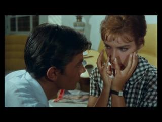 На ярком солнце / Plein Soleil 1960г. 1080р Ален Делон, Морис Роне