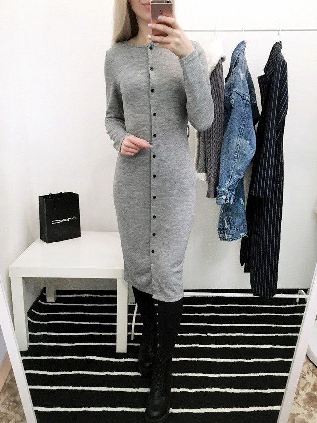Платье из магазина Toplook