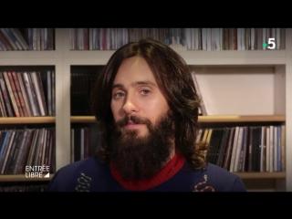 ↳ Dans les oreilles de Jared Leto ― JGBR