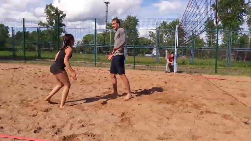 день молодёжи и всероссийский олимпийский день 2017.финал. пляжный волейбол