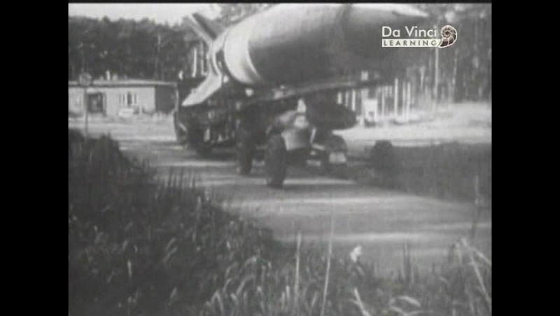 Из истории великих научных открытий. Герман Оберт, Вернер фон Браун и ракета