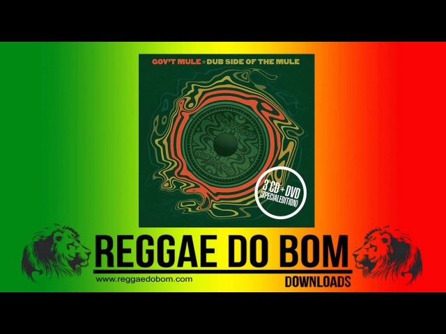 GOV'T MULE - DUB SIDE OF THE MULE - 3 CDS [FULL ALBUMS] REGGAE DUB