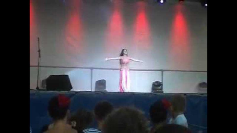 Маджиида Савади Звездная Гавань Отбор - 1 ( Крым , 2012 )