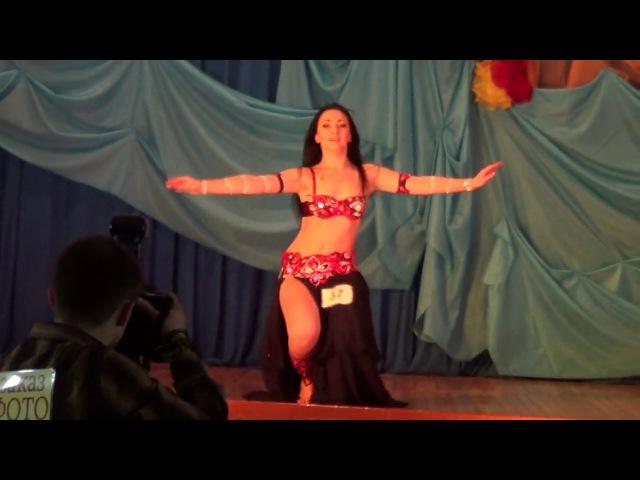 Маджиида Савади Кубок Южного Региона - 2013 ( Ракс , профи , 2 место )