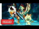 Monster Hunter Stories: Day in the Life of a Rider - Nintendo 3DS